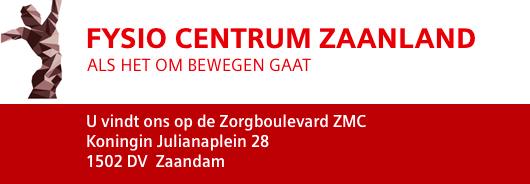 Fysio Centrum Zaanland Logo